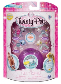Spin Master Twisty Petz Pandas And Puppies Collectible 1s