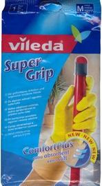 Vileda Gloves Supergrip Size M