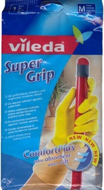 Vileda Gloves Supergrip Size M