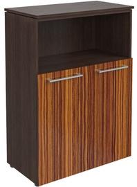 Skyland Cabinet MMC 85.3 85.4x118.8x42.3cm Wenge Magic/Macassar