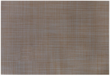 Home4you Textiline Table Mat Silver Brown