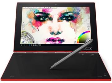 Planšetinis kompiuteris Lenovo Yoga Book 10.1 YB1-X91L 4/128GB LTE Red