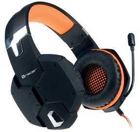 Ausinės Tracer Dragon Headset Orange