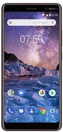 Nokia 7 Plus 64GB Black/Copper