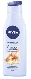 Nivea Oil In Lotion Cocoa & Macadamia Oil Body Lotion 400ml