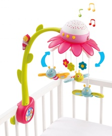 Smoby Cotoons Flower Mobile Pink 110110