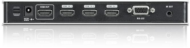 Aten HDMI Switch 4-port VS481B-AT-G