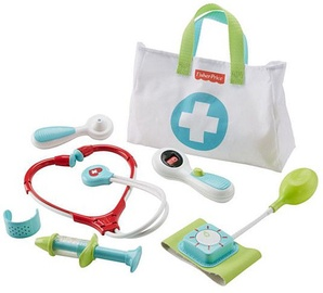 Rotaļlietu ārsta komplekts Fisher Price Medical Kit DVH14
