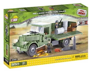 Cobi Small Army WW2 MB L300 4x2 Truck 2455