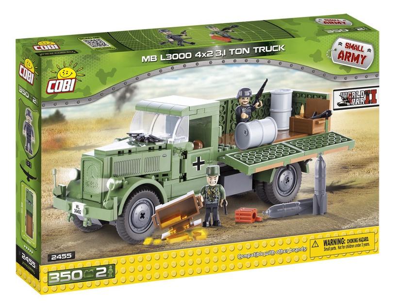 Cobi Small Army WW2 MB L300 4x2 Truck 2455