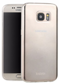 X-Level Anti-Slip Soft And Delicate Touch Back Case For Samsung Galaxy S9 Plus Transparent
