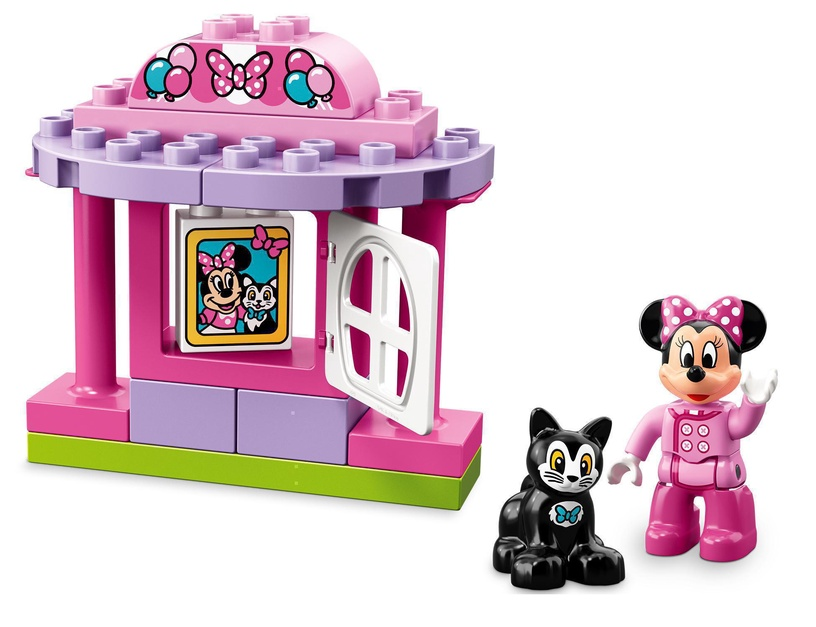 Конструктор LEGO Duplo День рождения Минни 10873, 21 шт.