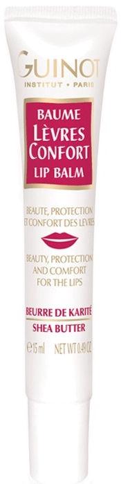 Lūpu balzams Guinot Baume Levres Confort, 15 ml