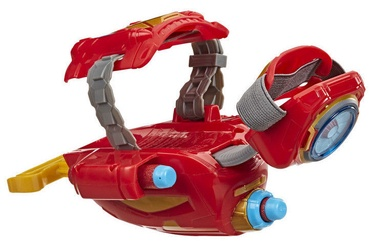 Žaislinis ginklas Hasbro Marvel Avengers Nerf Power Moves Iron Man Blaster E7376