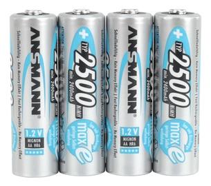 Ansmann MaxE Rechargeable Battery AA 2400mAh 4pcs