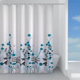 Gedy Ricordi Shower Curtains 240x200cm Multicolor