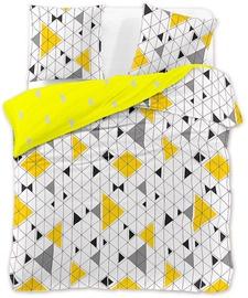 Gultas veļas komplekts DecoKing Geometric, 200x220 cm/70x90 cm