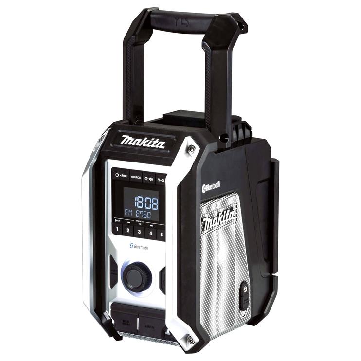 Raadio Makita DMR114B, 10.8 - 18 V