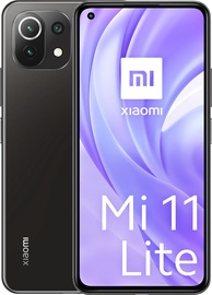 Мобильный телефон Xiaomi Mi 11 Lite, черный, 6GB/128GB