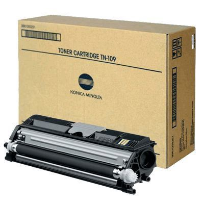 Rašalinio spausdintuvo kasetė Konica Minolta TN-109 Toner Black