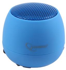 Belaidė kolonėlė Gembird SPK-103 Portable speaker Blue