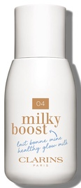 Clarins Milky Boost Healthy Glow Milk Foundation 50ml 04