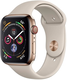 Apple Watch Series 4 44mm Cellular Stainless Steel Stone Band