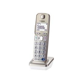 Belaidis telefonas Panasonic KX-TGEA20FXN, sidabrinis