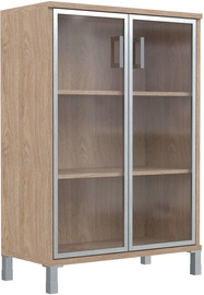 Skyland Born Shelf B 420.5 With Glass Doors Dub Devon