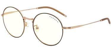 Защитные очки Gunnar Ellipse Clear Glass Black/Gold