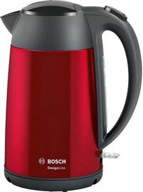 Elektrinis virdulys Bosch TWK3P424 Red