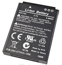 Toshiba SLB-10 Battery For Toshiba And Samsung Cameras