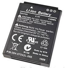 Toshiba SLB-10 Battery For Toshiba And Samsung Cameras