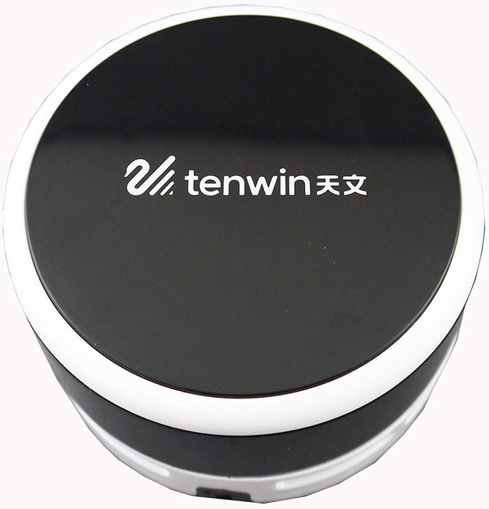 Tenwin Mini Desktop Vacuum Cleaner 8050 Black