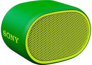Belaidė kolonėlė Sony SRS-XB01 Bluetooth Speaker Green
