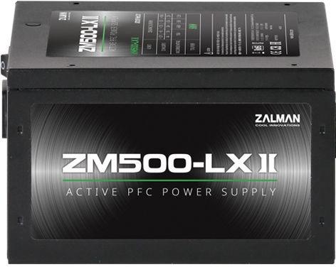Zalman LXII PSU 500W