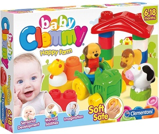 Clementoni Baby Clemmy Happy Farm 14954