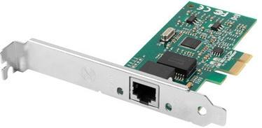 Võrgukaart Lanberg PCI-E 1X RJ45 1GB Intel Low Profile