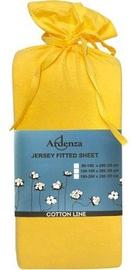 Palags Ardenza Jersey Yellow, 90x200 cm, ar gumiju