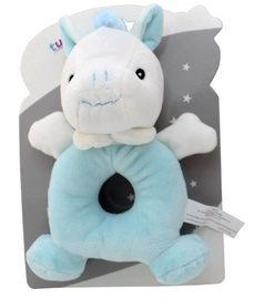 Axiom Fairytale Dreams Rattle Mint 18cm 4942b
