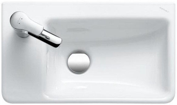 Laufen Pro S 480x280mm Washbasin Left White