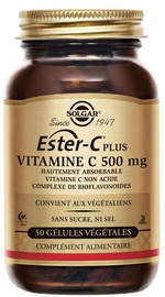 Solgar Ester-C Plus Vitamin C 50 Caps