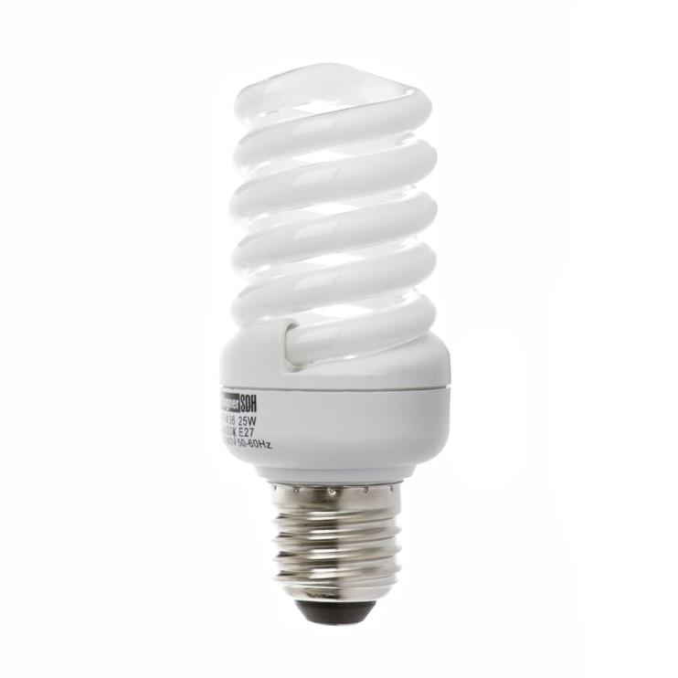 Kompaktinė liuminescencinė lempa Vagner SDH T2, 25W, E27, 4000K, 1520lm