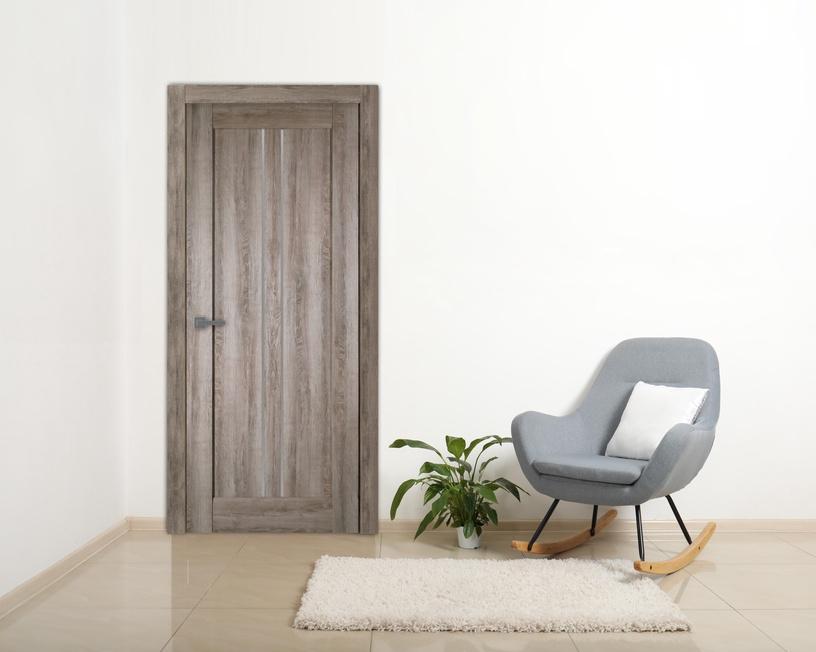 Полотно межкомнатной двери Belwooddoors Interior Door Leaf Celsy 80x200cm Honey Oak