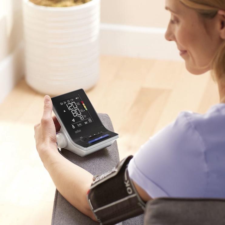 Braun Upper Arm Blood Pressure Monitor ExactFit 3