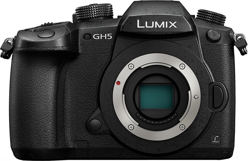 Panasonic Lumix DC-GH5 Camera Body Black