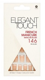 Elegant Touch French Make Me Blush 146 Extra Small