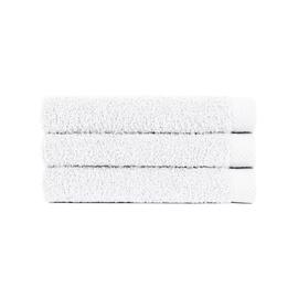 Vonios rankšluostis Lasa, baltas, 50 x 100 cm
