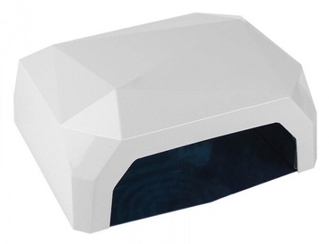 Набор для маникюра и педикюра LED Lamp For Gel Nails White