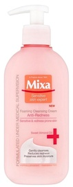 Mixa Sensitive Skin Expert Anti-Redness Foaming Cleansing Cream 200ml
